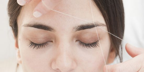 THREADING NOW at MATISSE DAY SPA